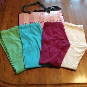 Victoria's Secret Moda International leggings NWOT